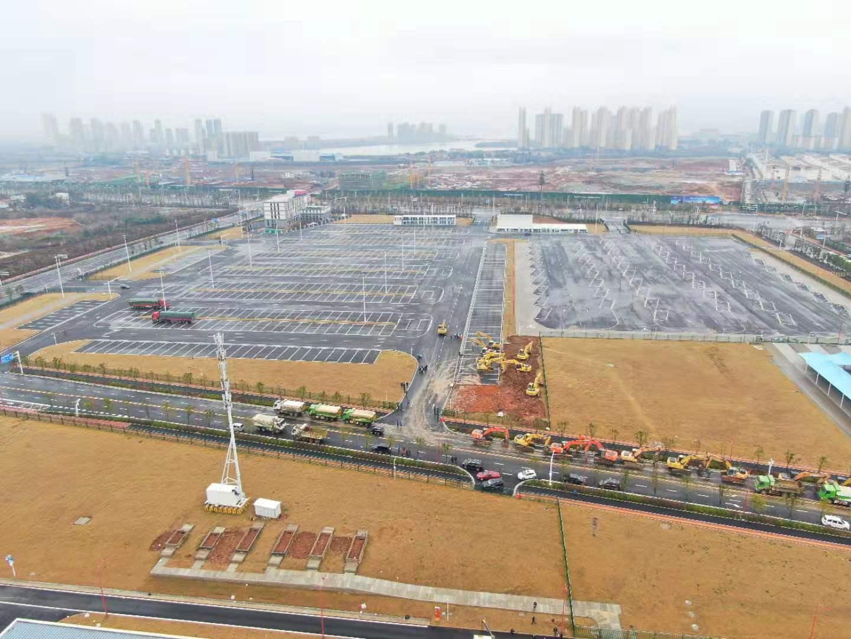 武汉第二座应急医院火速开工,在鄂央企再战雷神山!