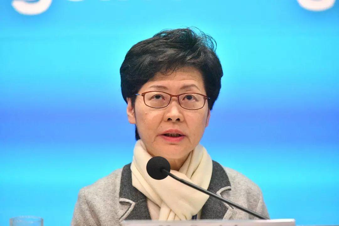 香港特首致函国务院:盼内地协助供应口罩