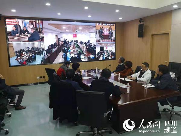 四川完成全国首例5G双千兆新冠肺炎远程会诊