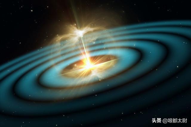 14毫秒引力波爆发,横扫地球!比太阳大300万倍超级恒星要爆炸?