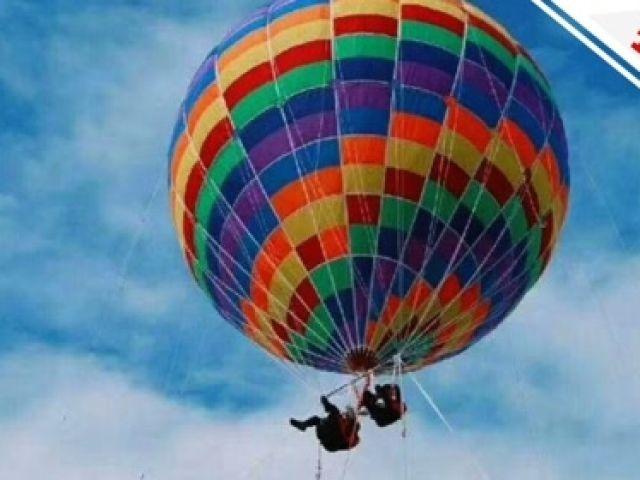 景区氢气球绳子断裂,一对母子遇难!警方:刑事案件