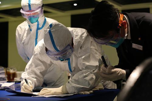"""抵深邮轮""""歌诗达·威尼斯号""""13例有发热史乘客排除感染新冠肺炎"""