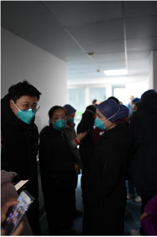 【独家视频图集】上观直击|我们来了!上海医疗队接管金银滩医院全纪实