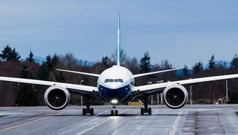 危机中前行 波音公司新机型777-9X开始首次试飞