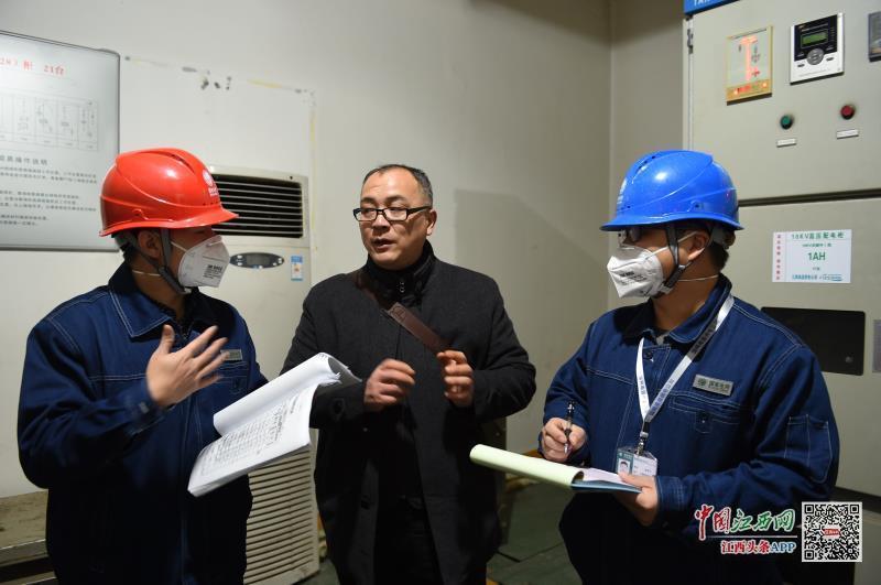 国网南昌供电公司 全力确保定点救治医院可靠用电