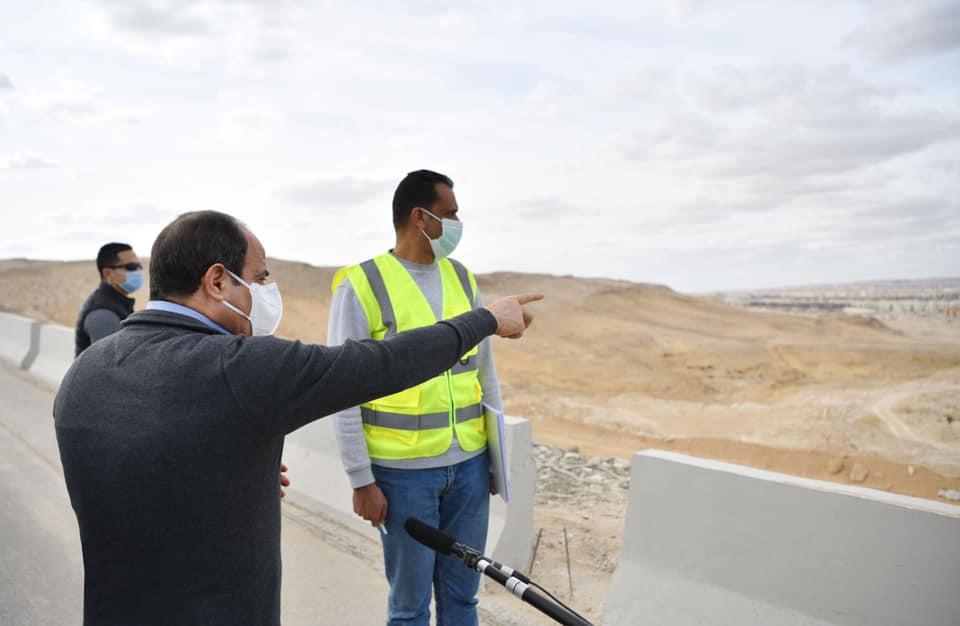 埃及国家公路建设项目预计将于2020年底前完成