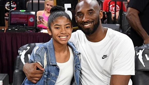 转载:科比最疼爱的女儿是篮球天才,和爸爸一起走了