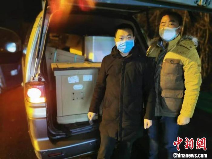 广州回厂加班员工:武汉物资缺货