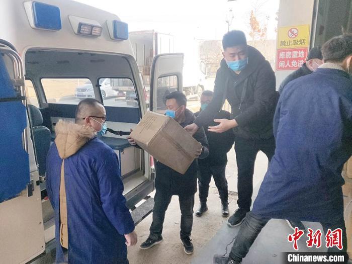 新疆阿克苏药品集散平台发挥聚能作用 小企业施展才华