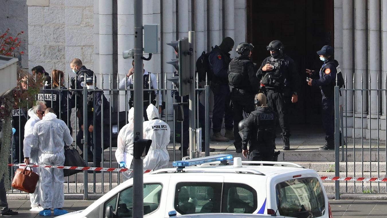 法国尼斯教堂恐袭案嫌疑人受多项指控