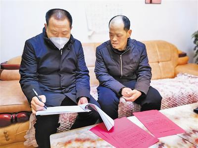 沧州运河区:防控疫情,党员要冲在一线