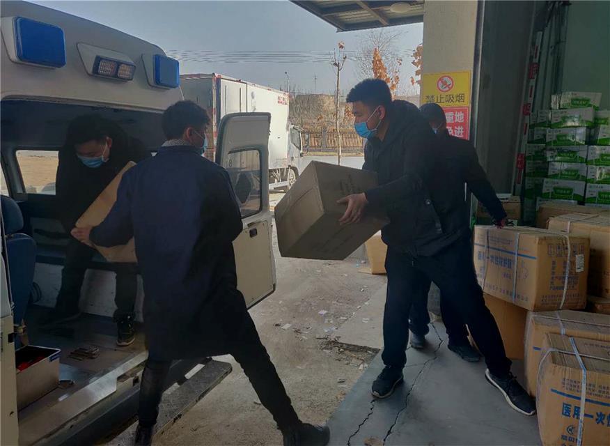 新疆阿克苏:全力保障防控物资储备供应