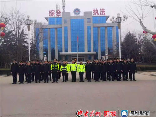 东阿县综合行政执法局:凝心聚力,奋力打赢防疫阻击战