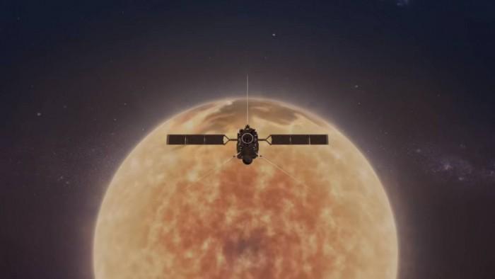 美国宇航局和欧空局将于下月发射太阳轨道器  以研究太阳的两极