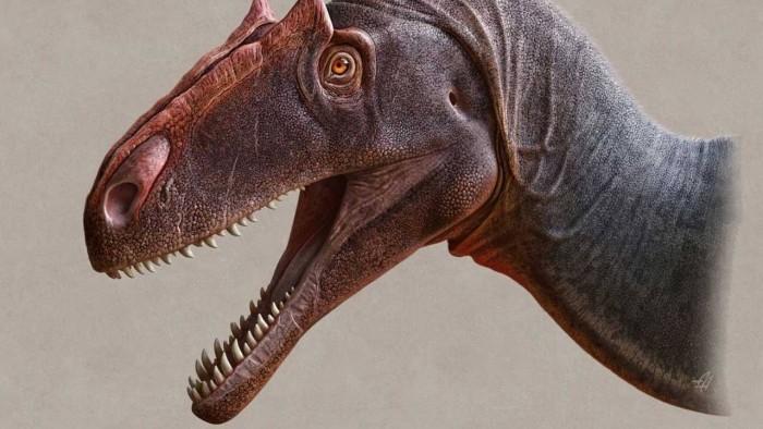 古生物学家在犹他州发现了新的食肉恐龙品种化石