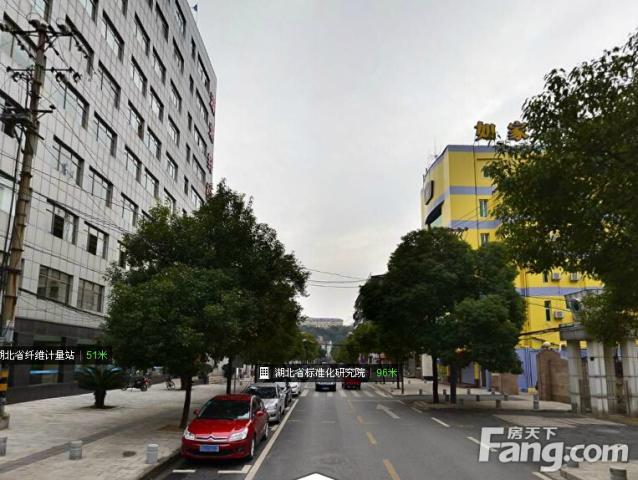 武昌超高人气小区武昌人民法院宿舍 VS 柴林公寓?