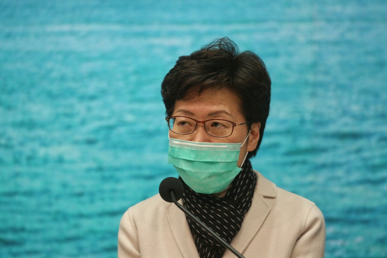 林郑:目前有107名香港居民滞留湖北 正设法协助