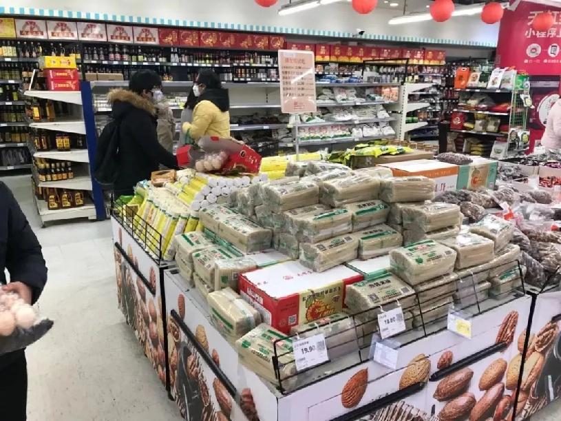 莫慌张别抢购!《江西日报》记者走访:江西市场供应正常,米面油菜肉量足价稳