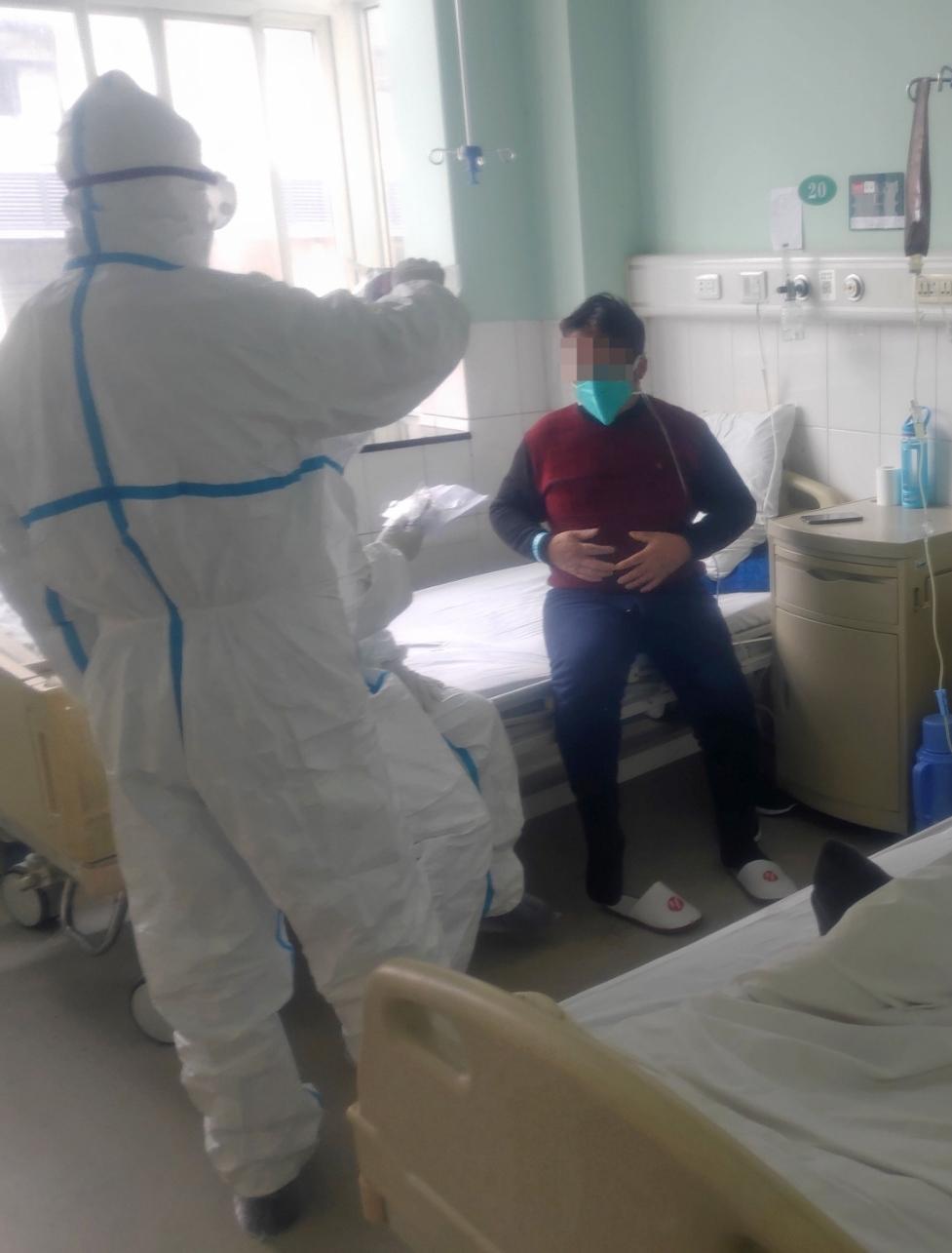 中南医院用ECMO救治新冠肺炎患者 当事人今日出院