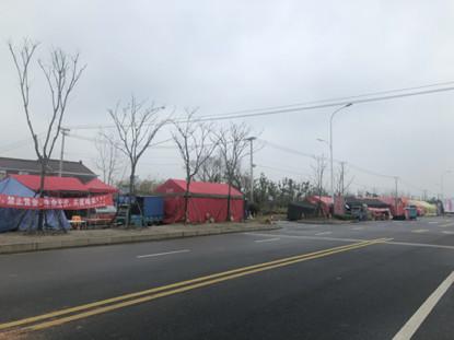 记者观察丨疫情下的江苏小城:能关的聚集性公共场所都关了