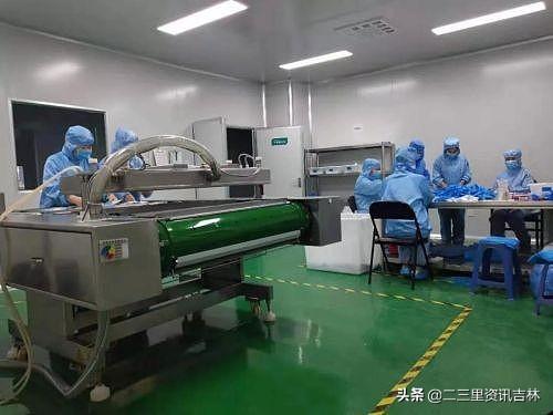 探访吉林市一卫生材料厂:加班加点生产,医护防护装备不涨价