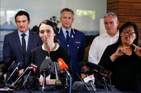 新西兰总理:将于9月19日举行下届议会选举