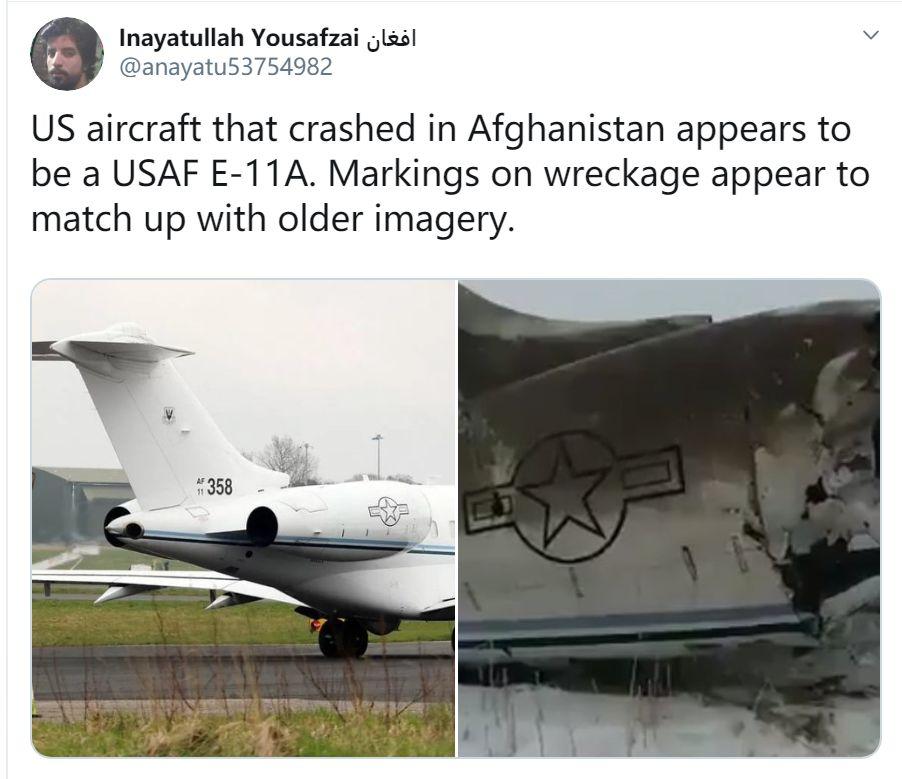 """美军承认了,坠毁""""客机""""是他们的……"""