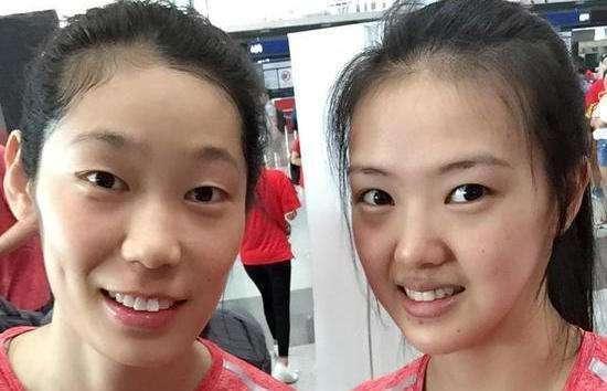 朱婷 张常宁 惠若琪 刘晓彤 李盈莹是中国女排五年来五大主攻手吗