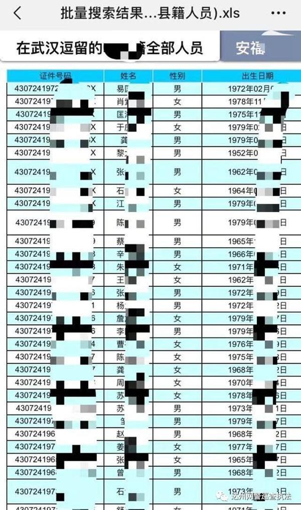 达州网警倡议:不得泄露公民个人信息隐私