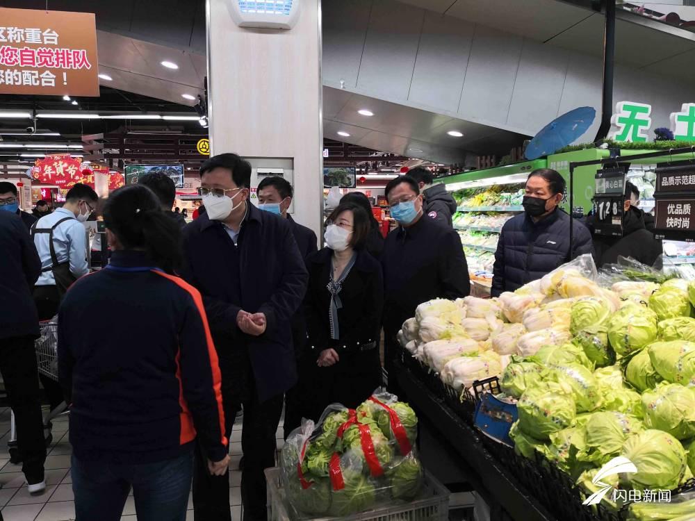潍坊:囤积防疫用品串通涨价 将从严从重从快查处