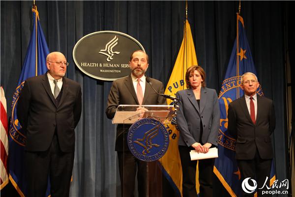美国将新型冠状病毒入境筛查机场增加至20个