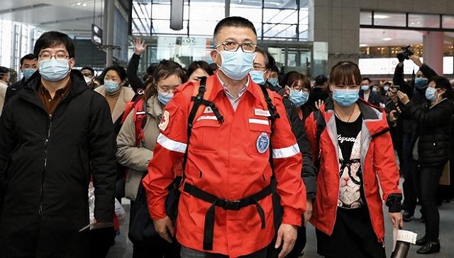 接诊过上海第一例SARS病人的医生驰援武汉