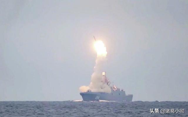 俄罗斯测试高超音速导弹 快到美国也拦不住