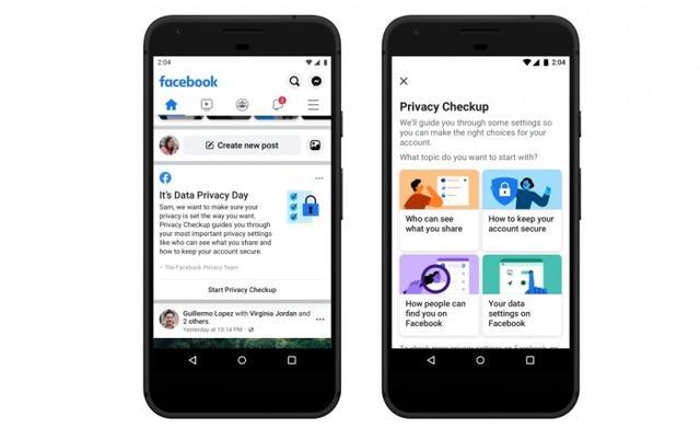 Facebook将推动20亿名用户审查自己的隐私设置