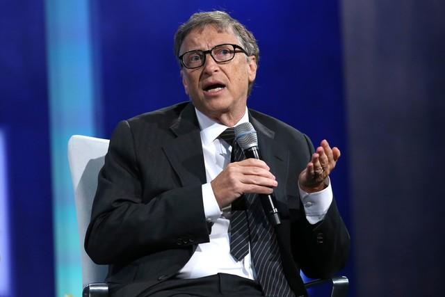 比尔盖茨:我的千亿美元说明财富分配不公平