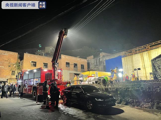 吊水洞煤矿重大事故原因查明 重庆:全市煤矿停工停产图片