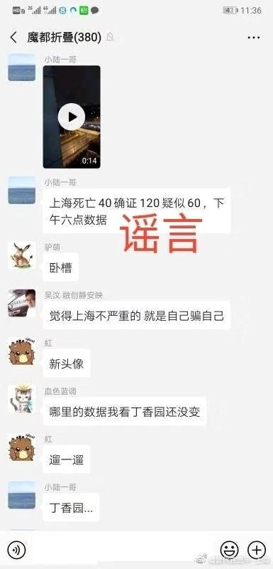 上海一网上编造谣言者被行政拘留5日