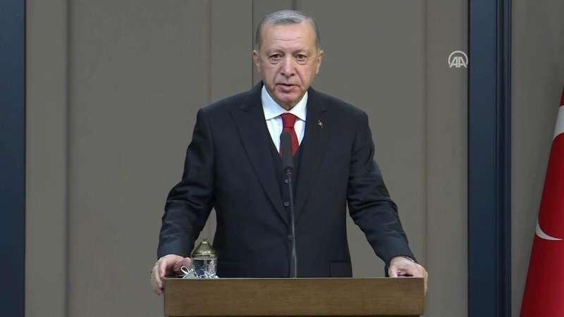 土耳其总统启程访问阿塞拜疆 将参加阿阅兵式