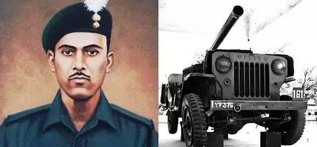 印度最崇拜的军神连续摧毁8辆坦克,吓的对方弃车逃跑,用何战术