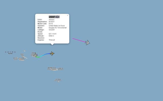 美军12架战斗机驰援中东,补给舰出港,驻伊使馆:美国人立即撤离