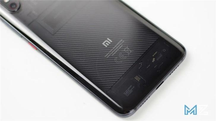 小米10手机配置曝光:90Hz屏幕+6400万四摄