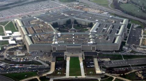 美国国防部五角大楼。图片来自网络