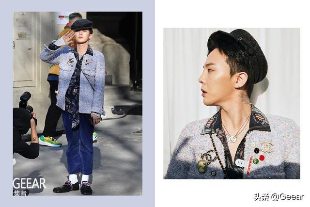 G-Dragon示范的这2款Chanel手袋,会否成为下一款It Bag?