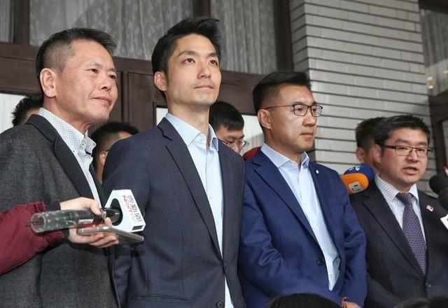 国民党青壮派纷纷站出来,蒋万安等三人表态选这些职位