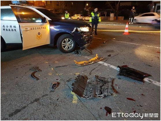 午夜枪响 男子驾车袭警警察连开22枪没拦住图片