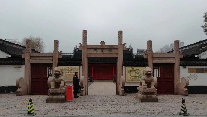 上海老城厢曾有两处文庙,都有什么来历图片