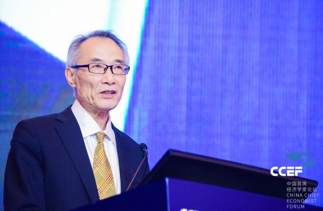 2020中国首席经济学家论坛年会 夏斌盛松成连平齐聚