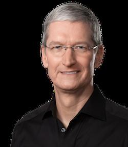 苹果CEO蒂姆·库克去年薪酬超1100万美元  不包括股票奖励
