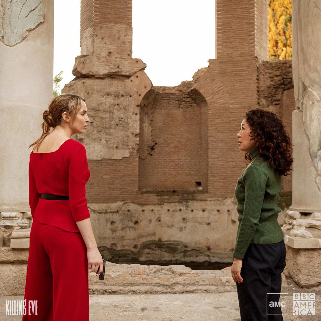 《杀死伊芙》续订第4季,第3季春季开播图片