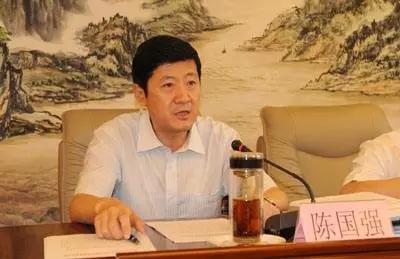 陕西原副省长陈国强被双开:大搞政治攀附和人身依附